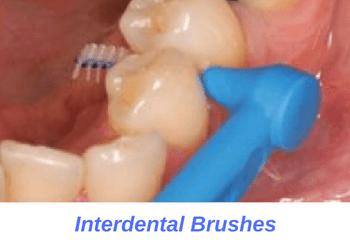 Go-between-interproximal-cleaners