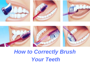 Correct-Brushing-Technique